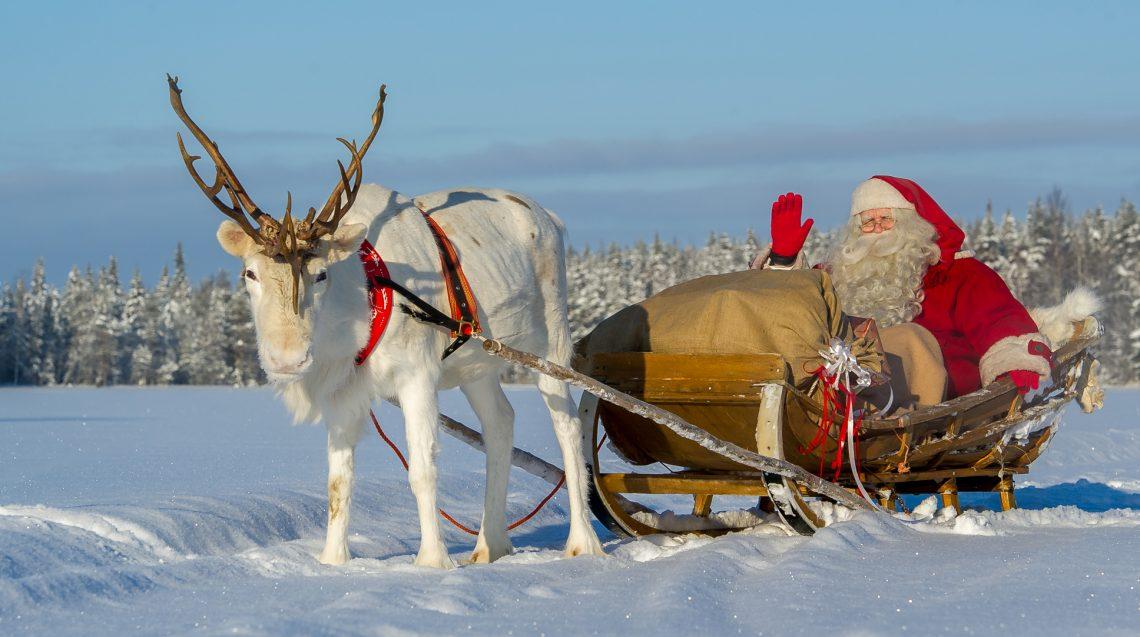 Bildresultat för jultomtens renar