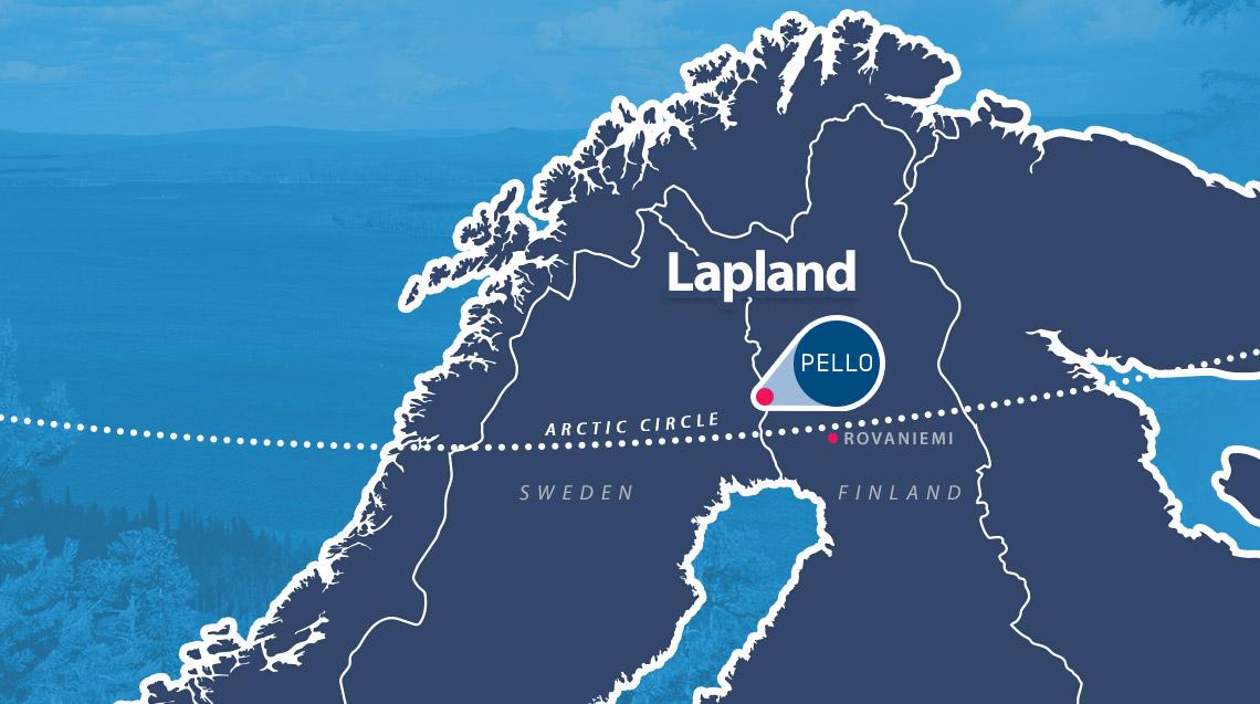 How to get to Pello in Lapland Travel Pello Lapland Finland