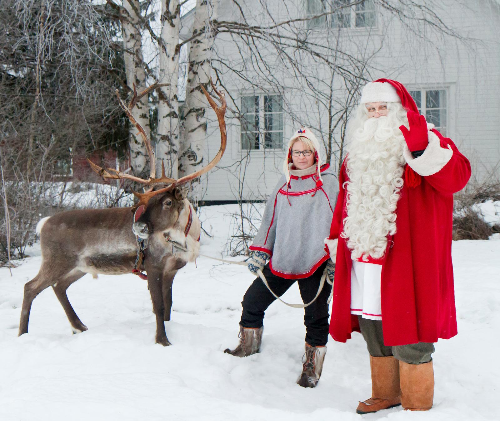 Santa klaus and mr nobel sexducates nasty teen - 3 6