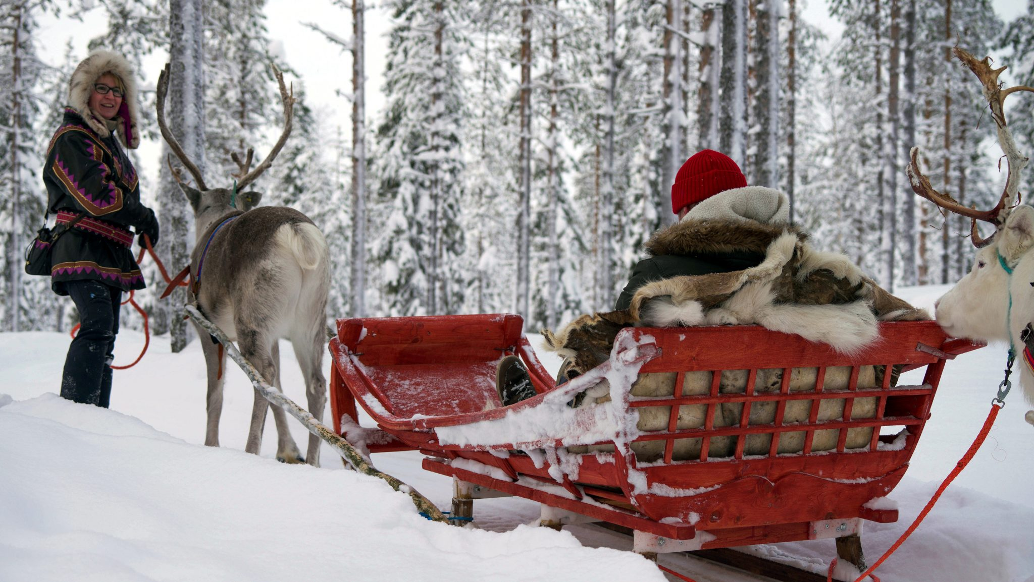 Finland Christmas Market 2019.Christmas And New Year In Pello Lapland Finland Close Rovaniemi